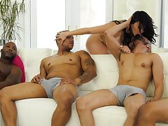 The ultimate prize of a specific engages in a steamy gangbang sex