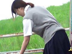 Pulling Misses In In a word Part 2 - SexJapanTV