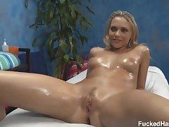 Mia Malkova hot massage porn video