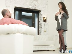 Student escort main pleases one rich suppliant and gets will not hear of anus rammed