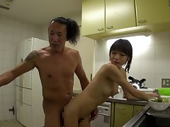Hottest Japanese whore in Exotic Group Sex, HD JAV movie
