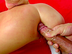 Teen Eden Adams Gets Her Pussy Ruined and Creampied by an Older Cock