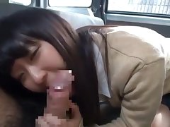 Wild Japanese chick in Hot JAV scene, take a look