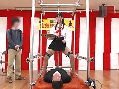 Check Japanese whore in Great JAV film over unparalleled for you