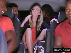 Haley Reed Interracial Sex Party