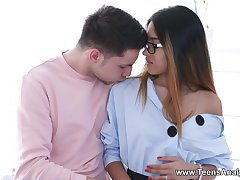 Minority Analyzed - Roxy Sass - Anal love with hot nubile