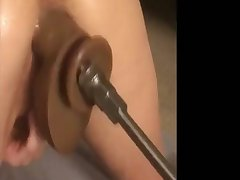 Fuck Machine Pussy Long And Squirt