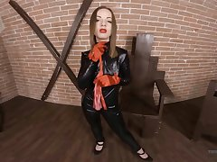 Naughty alone Ukrainian nympho Lilit Sweet loves teasing herself